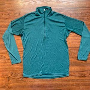 Patagonia capeline Turtleneck zip up sz M